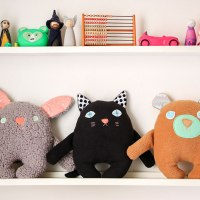 Free and easy #DIY softie pattern