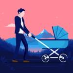 Un congé parental sur trois est pris par un homme