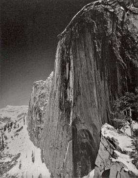 Monolith, The Face of Half Dome, 1927.