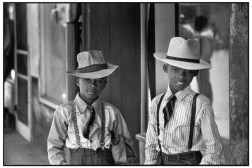 USA. Mississipi. Natchez. 1947.