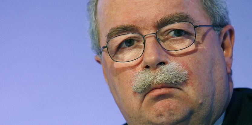 Christophe de Margerie en 2007. (MEIGNEUX/SIPA)