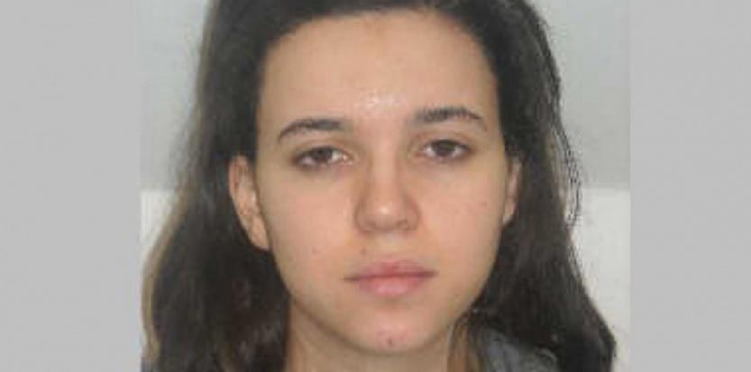 Hayat Boumeddiene est activement recherchée par la police (Sipa)