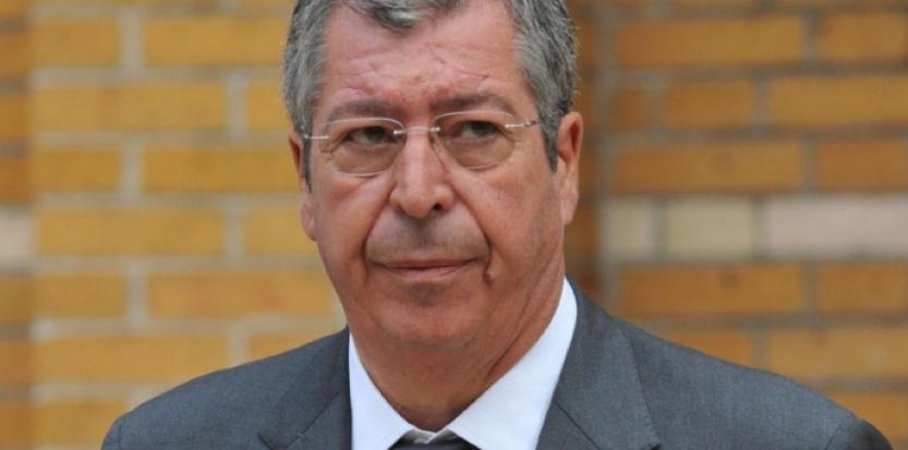 Le député UMP des Hauts-de-Seine, Patrick Balkany.  (c) CAU/SIPA