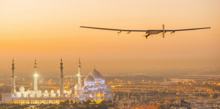 L'avion Solar Impulse 2. (Solar Impulse / AFP)