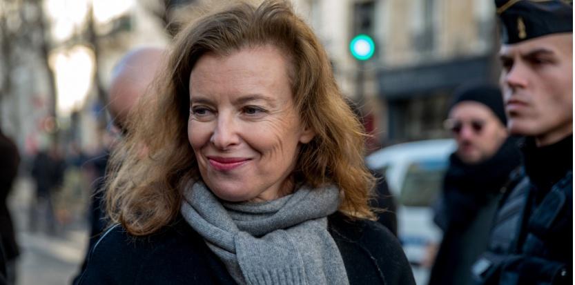 Valérie Trierweiler le 11 janvier 2015 (CITIZENSIDE/DENIS PREZAT / citizenside.com)