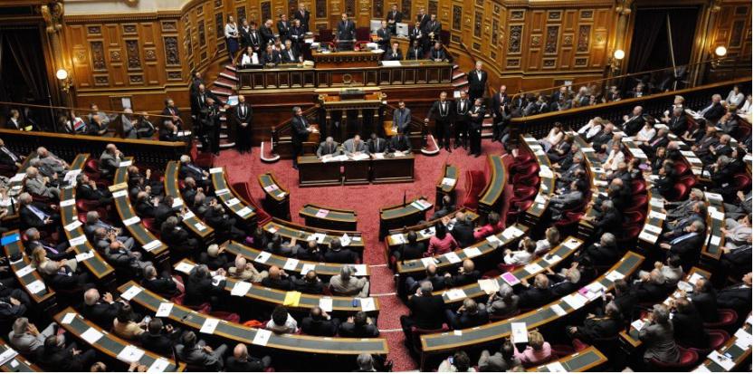 Pour que cette disposition puisse entrer en vigueur, il faut qu'elle soit également votée à l'Assemblée nationale. WITT/SIPA