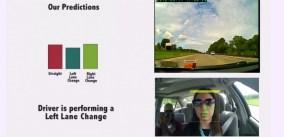 Des caméras scrutent le visage du conducteur pour anticiper ses manoeuvres sur la route. Brain4Cars