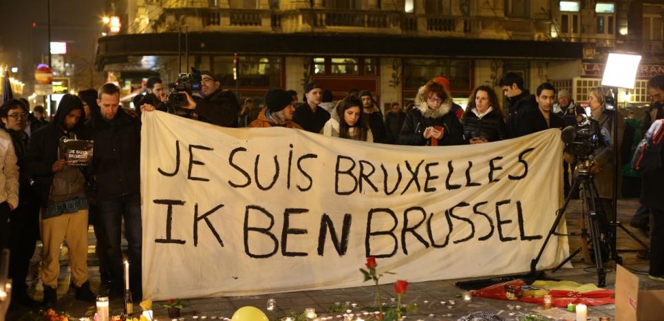 """Attentats de Bruxelles : """"On n'est pas comme vous, les Français"""""""