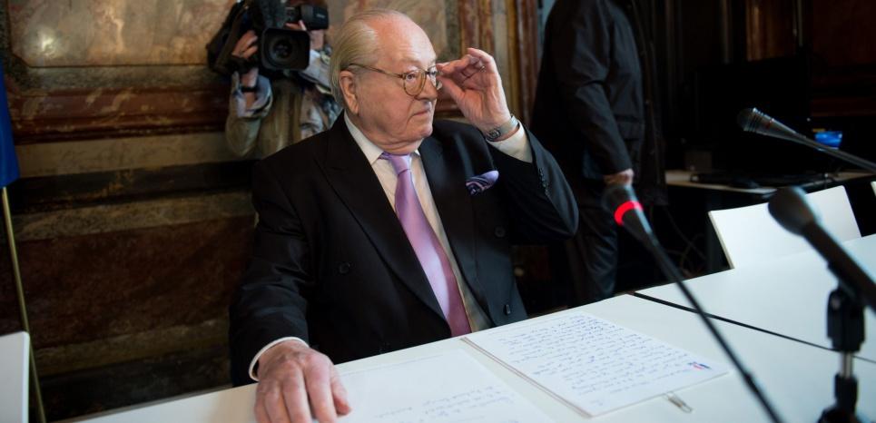 Panama Papers : ce magot suisse qui conduit à Jean-Marie Le Pen