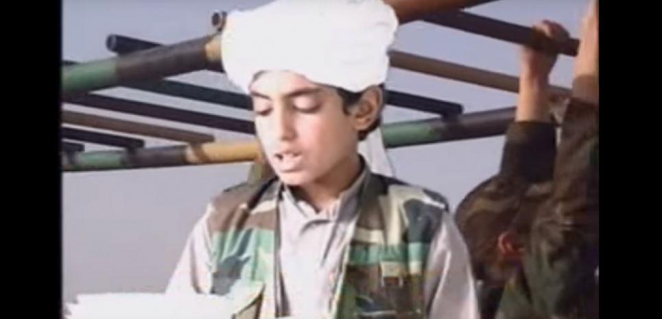 """Hamza Ben Laden, le """"prince héritier de la terreur"""" qui veut réunir les djihadistes"""
