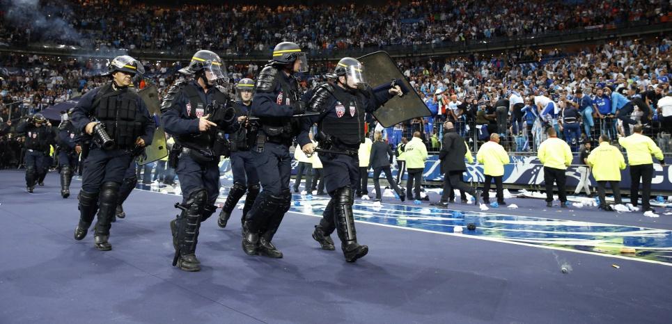 Le fiasco sécuritaire du Stade de France inquiète à la veille de l'Euro