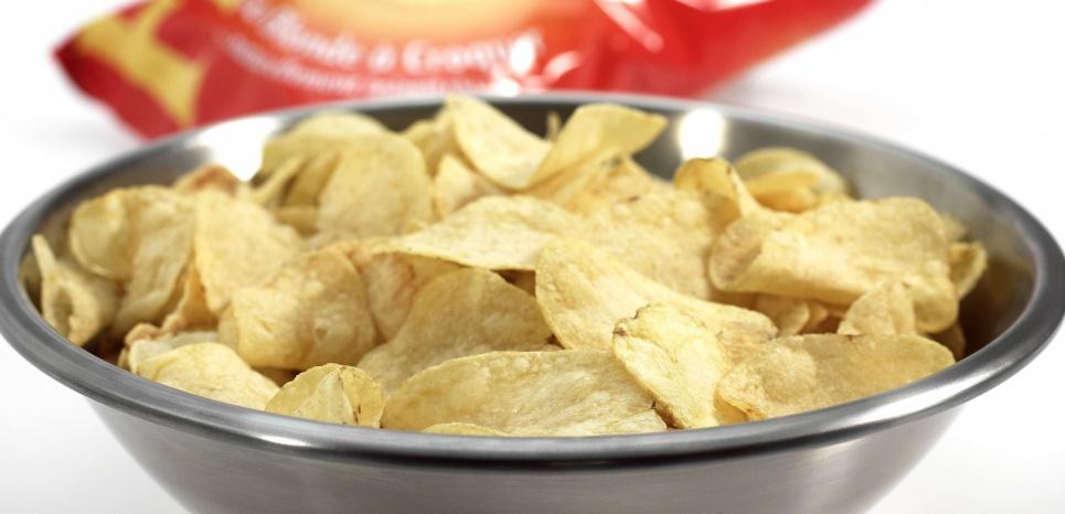 Bol de chips © Gerard Lacz / Rex Featu/REX/SIPA