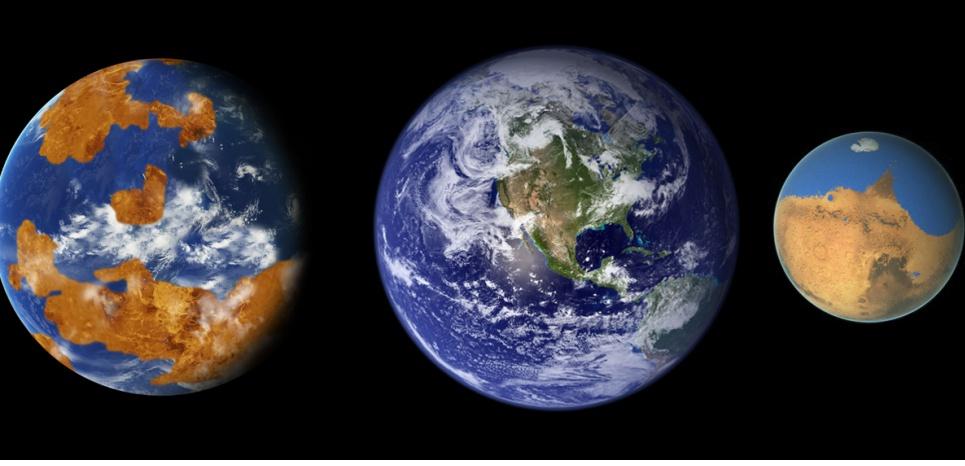 Vénus a-t-elle été habitable avant la Terre ?