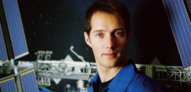 Thomas Pesquet, astronaute européen prêt pour son départ le 15 novembre. ©ESA