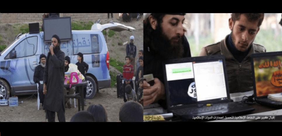 Syrie : la propagande de Daech est en plein effondrement