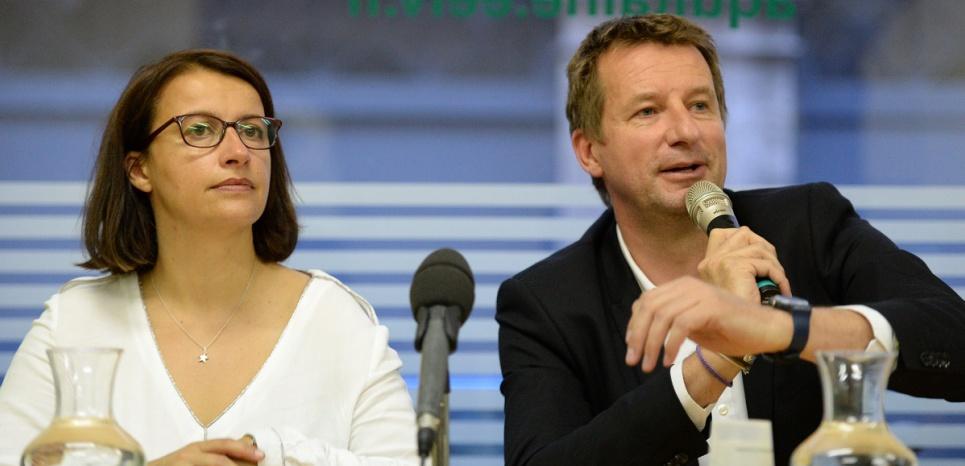 Primaire écologiste: Cécile Duflot éliminée dès le premier tour