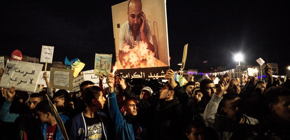 "Maroc : ""Mohammed VI, on n'a pas besoin de toi !"""