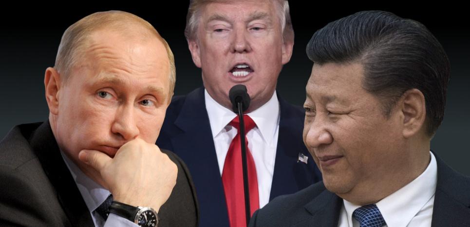 """Résultat de recherche d'images pour """"Poutine et Trump"""""""