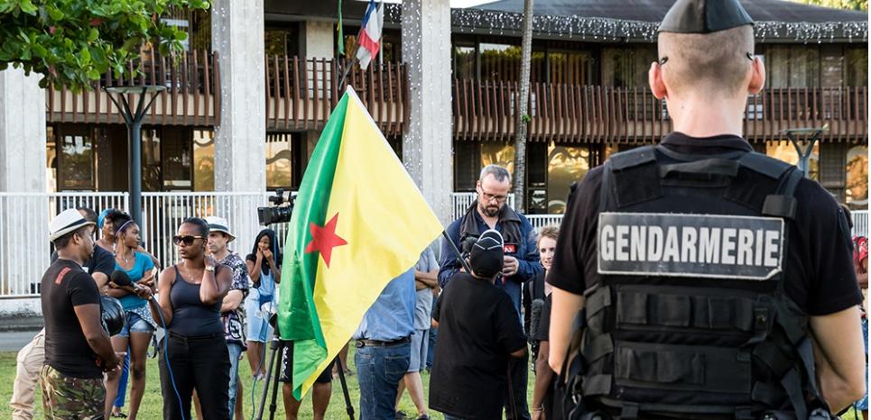 Guyane : un milliard d'euros sur la table pour régler le conflit social