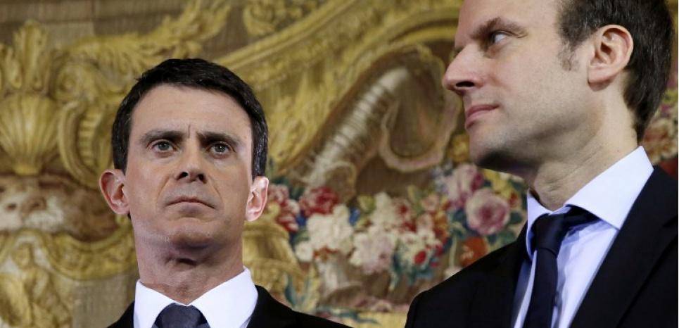 """Macron règle le cas Valls : pas d'investiture, """"et en même temps"""" pas d'humiliation"""