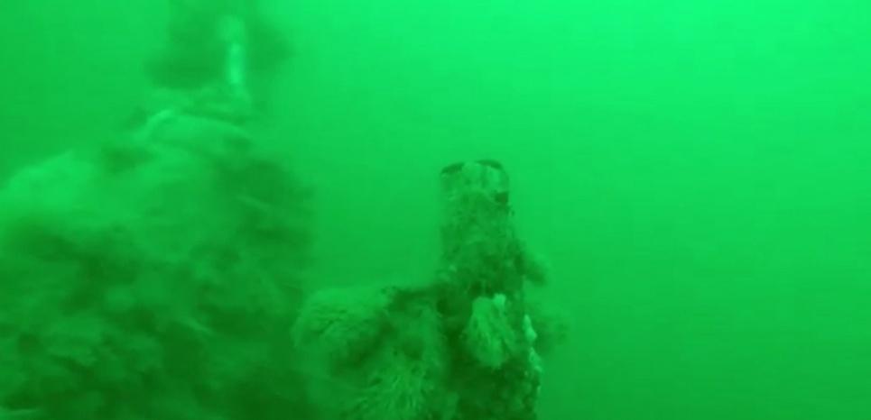 Belgique : un sous-marin allemand de la Première Guerre mondiale découvert intact
