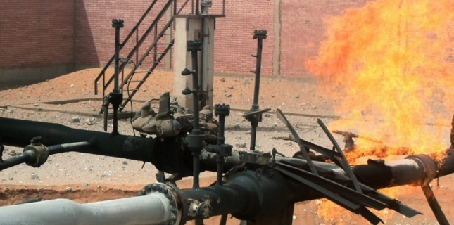 Egypt Explosion Gass supply