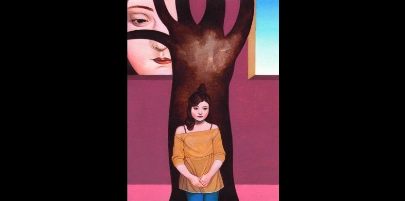 Yasmine ou la passion interdite. (Illustration : Pierre Mornet pour