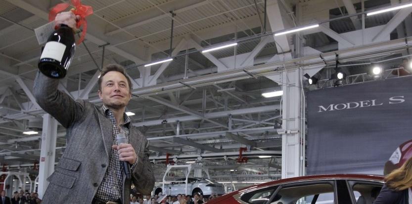 Le milliardaire Elon Musk est le fondateur de Paypal, SpaceX et Tesla Motors. Le réalisateur de Iron Man, Jon Favreau, dit s'en être inspiré pour le personnage de Tony Stark. Paul Sakuma/ AP/ SIPA