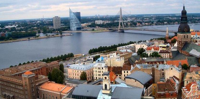 Riga (c) Ulrika ullisan sur Flickr