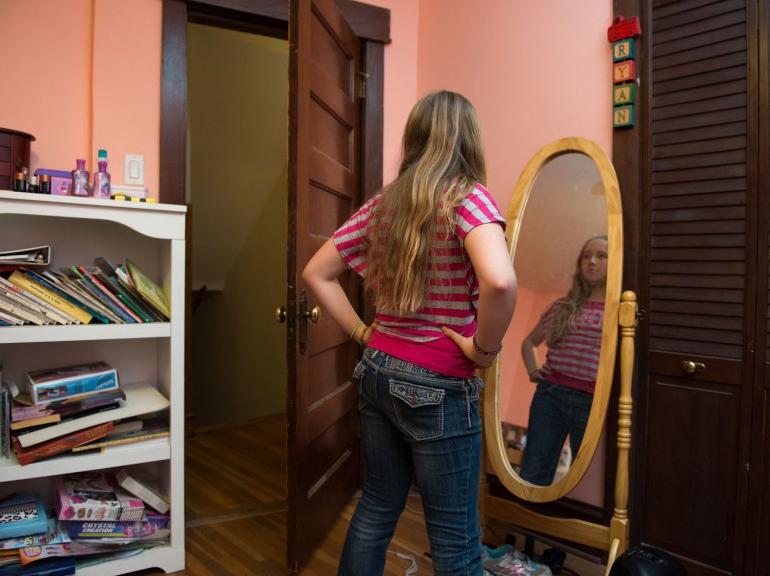 PHOTOS. Enfants transgenres : est-ce une fille ou un garçon ?
