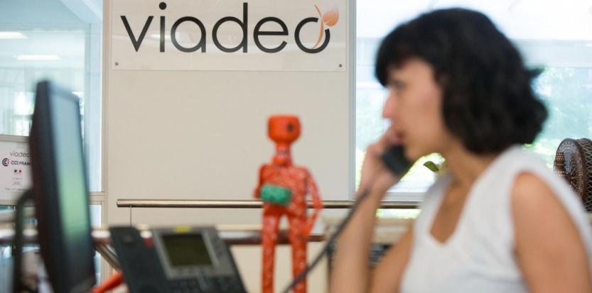 Viadeo compte 447 salariés dont 238 en France. (SIPA)