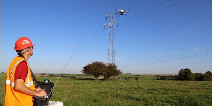 Drone RedBird (c) DR