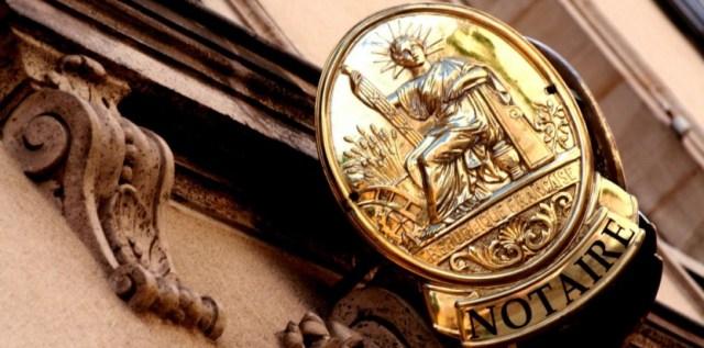 Les notaires français sont détenteurs d'une charge spécifique qui leur est confiée par l'Etat. (Sipa)