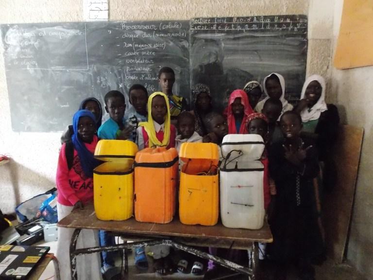 SENFABLAB: l'Espace de créativité, de prototypage, d'apprentissage et de partage à Dakar