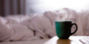 koffie en bed