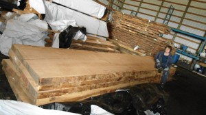 Douglas Fir Slab