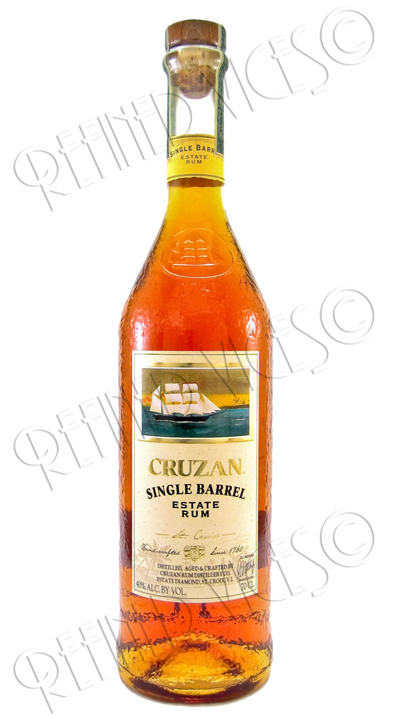 Cruzan Single Barrel Rum Review