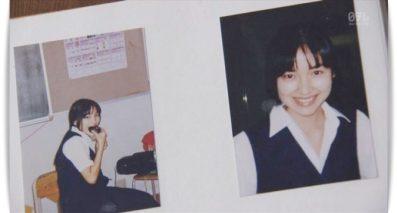 木村多江の学生時代画像
