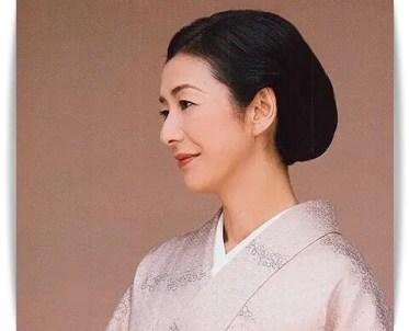 高橋惠子の和装