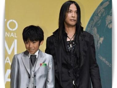 中山美穂と辻仁成の息子