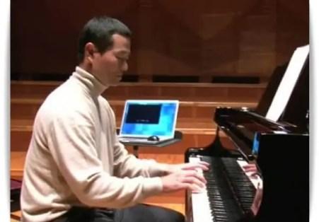 桑田真澄ピアノ