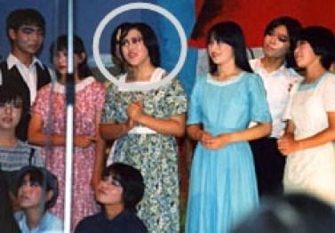 田村智子議員の若い頃