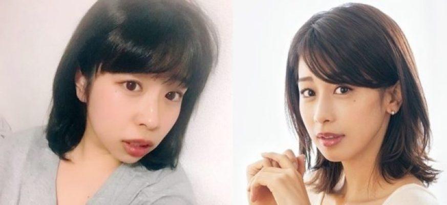 餅田コシヒカリとカトパン比較画像