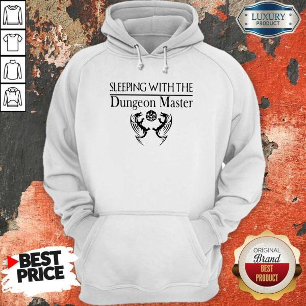 Pretty Sleeping With The Dungeon Master Hoodie