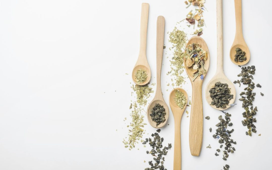The Best Herbal Infusions for Strong and Healthy Natural Hair