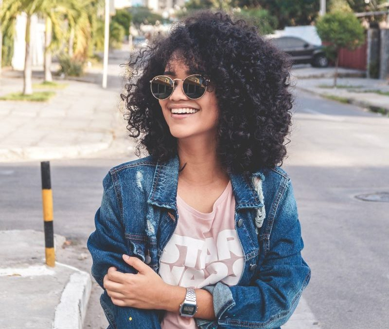 On Trend: Curly Hair Perms Are On the Come Up