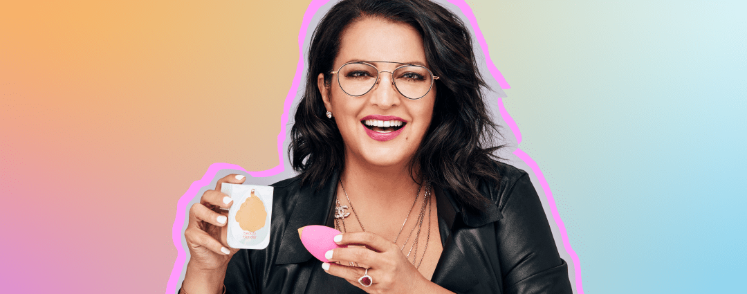 #5Minuteswith Rea Ann Silva of Beauty Blender