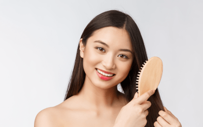 5 Tips To Make Fine, Asian Hair Look Fuller & Thicker