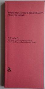 Katalog zur Ausstellung in Salzgitter 1992