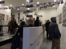 Eröffnung in den Querungen, Württembergischer Kunstverein, Foto: WKV